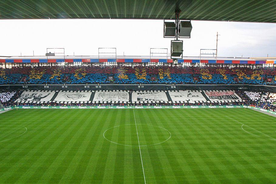 ASL 36. Runde, FC Basel - Young Boys, im St. Jakob-Park, in Basel, am 22.05.2004